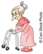 Happy old lady clipart 3 » Clipart Portal.