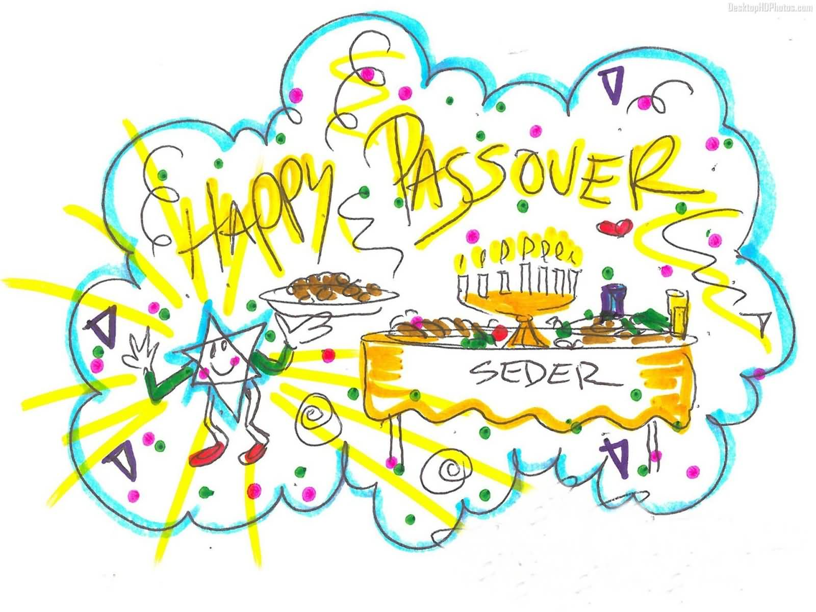 50 Beautiful Passover Greeting Pictures And Images.