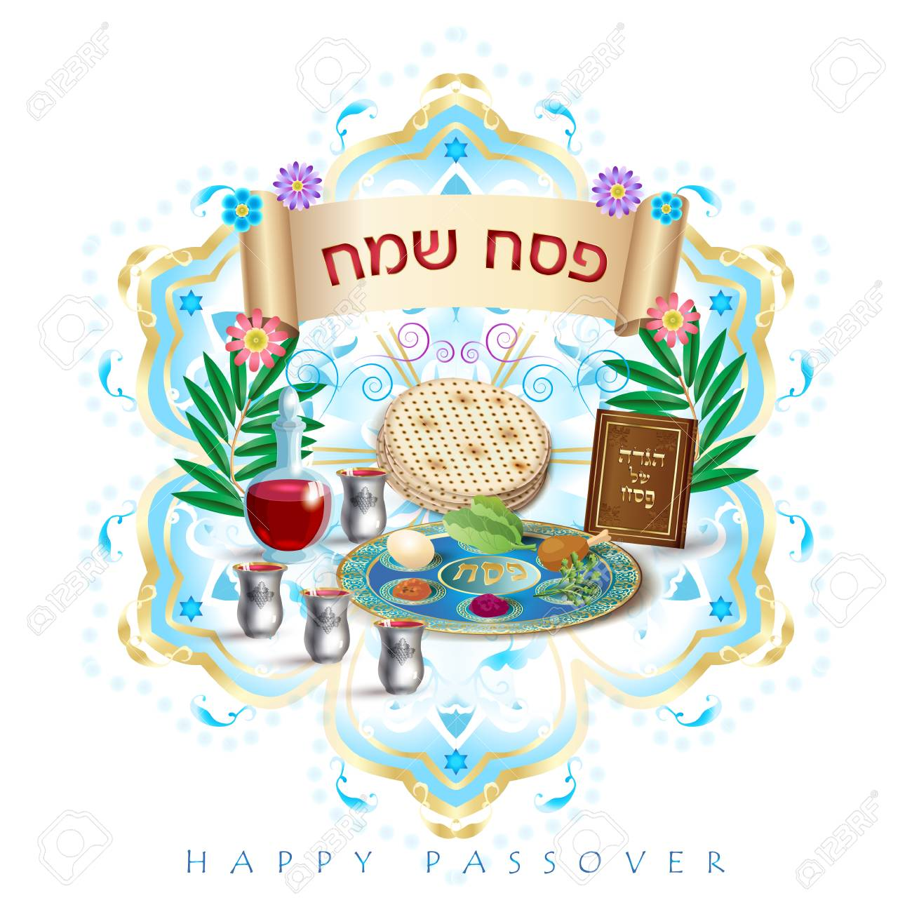 Happy Passover Holiday.