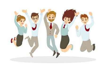 Happy people clipart 3 » Clipart Portal.