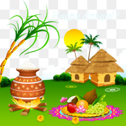 Pongal PNG.