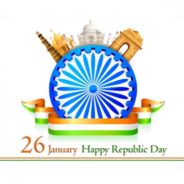 Indian Republic Day PNG Images.