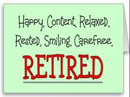 happy retired people clipart #10