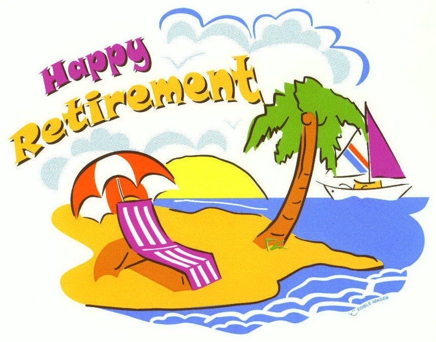 Happy retirement clipart 9 » Clipart Portal.