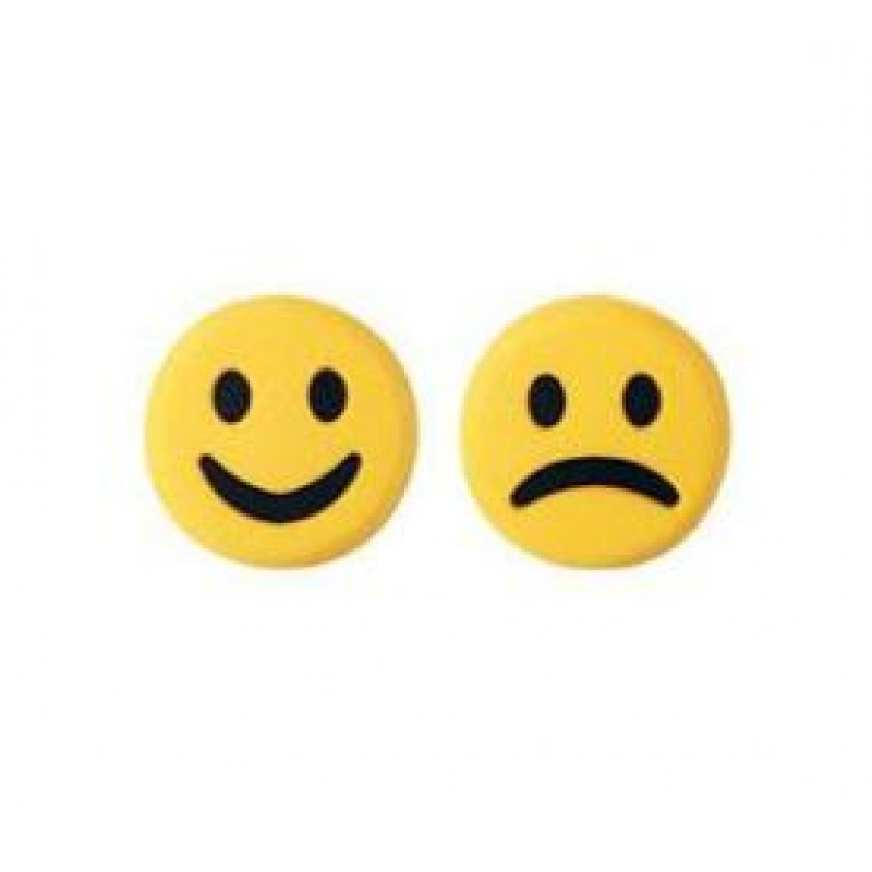happy sad face clip art #7