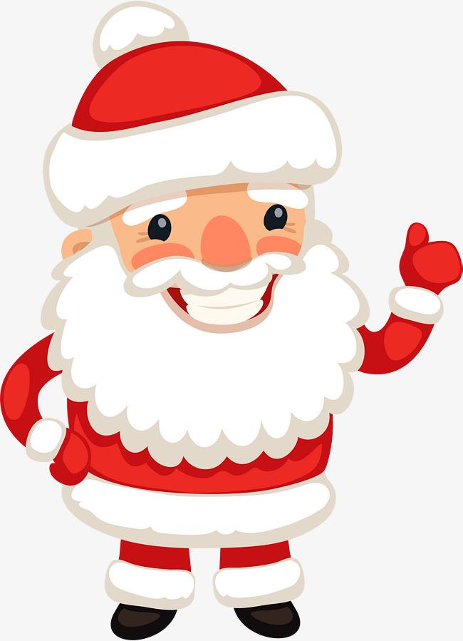 Happy Santa Claus, Santa Clipart, Happy #148654.