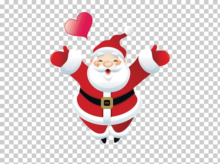 Santa Claus NORAD Tracks Santa Christmas , Happy Santa PNG.