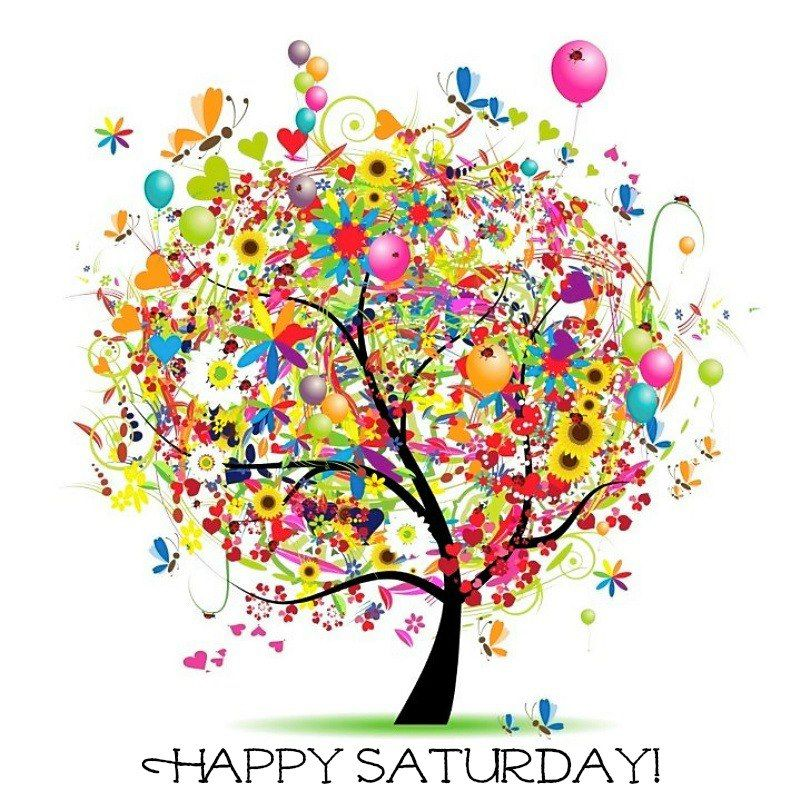 Happy saturday clipart 4 » Clipart Station.