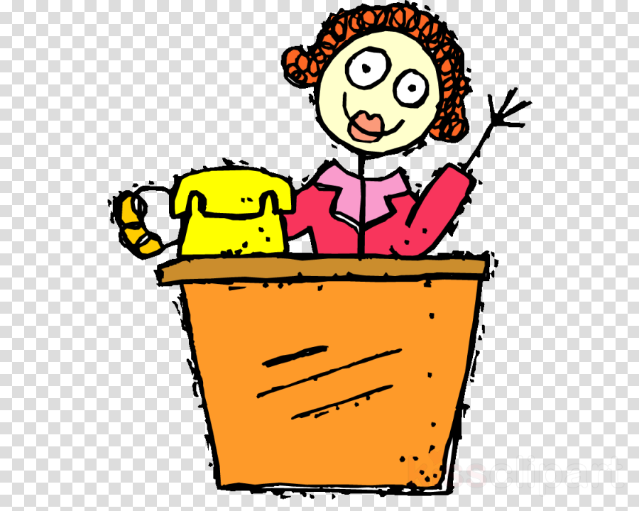Receptionist, Secretary, Computer Icons, transparent png image.