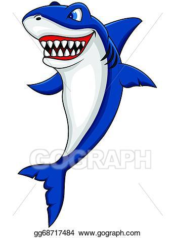 Happy shark clipart 6 » Clipart Portal.