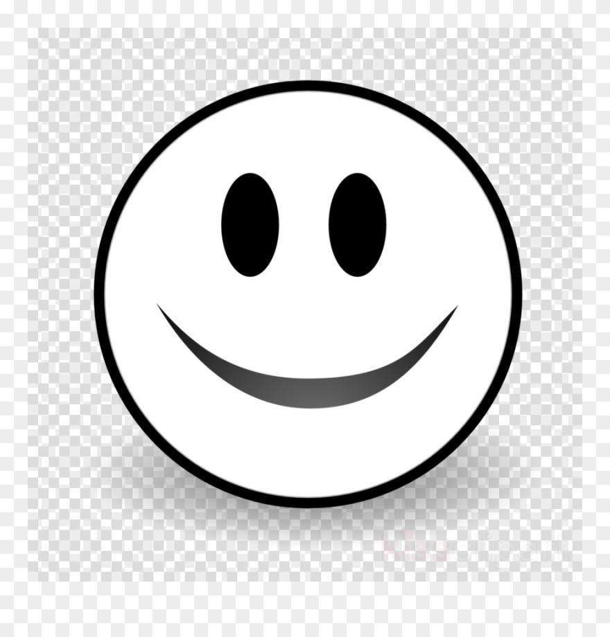Smile Black And White Clipart Smiley Clip Art.