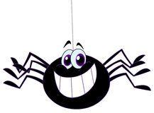 Happy Spider.