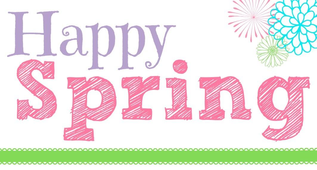 Happy spring clipart 6 » Clipart Portal.