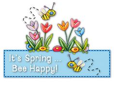 Happy Spring Clip Art Spring Springtime More, Happy Spring Free.