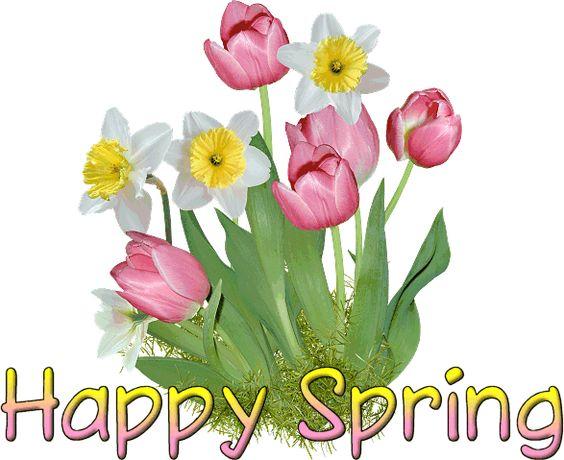 Happy Spring Clip Art & Happy Spring Clip Art Clip Art Images.