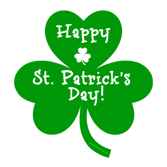 St. Patrick's Day png.