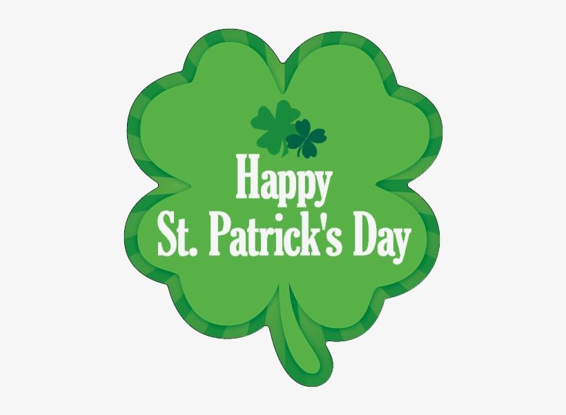 Happy St Patrick's Day.