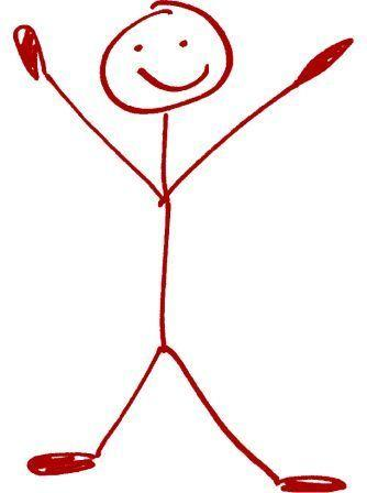 Free Happy Stick Figure, Download Free Clip Art, Free Clip Art on.
