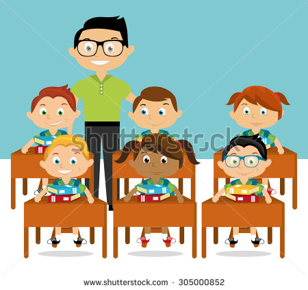 Student Cartoon Stock Images, Royalty.