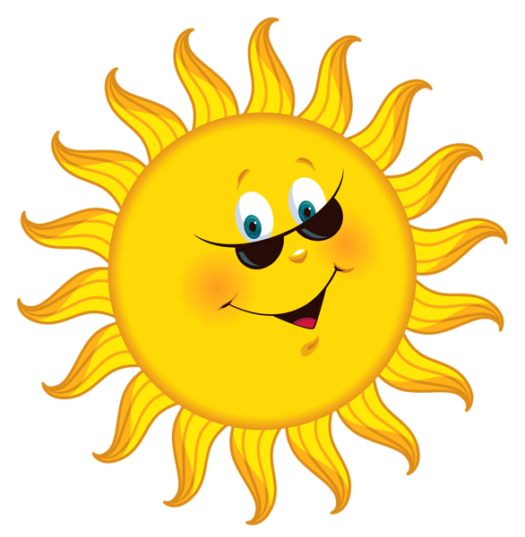 Happy Sun PNG No Background Transparent Happy Sun No Background.PNG.