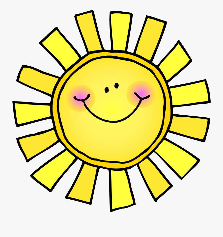 Sun Clipart For Kids Png.