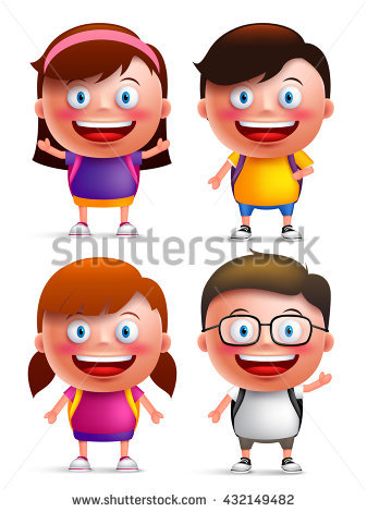 3d Character Stock Images, Royalty.