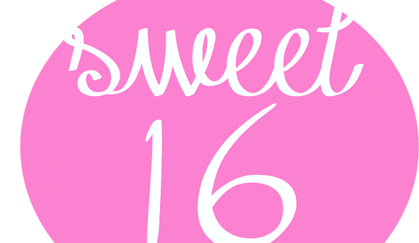 Happy sweet sixteen images clipart images gallery for free download.