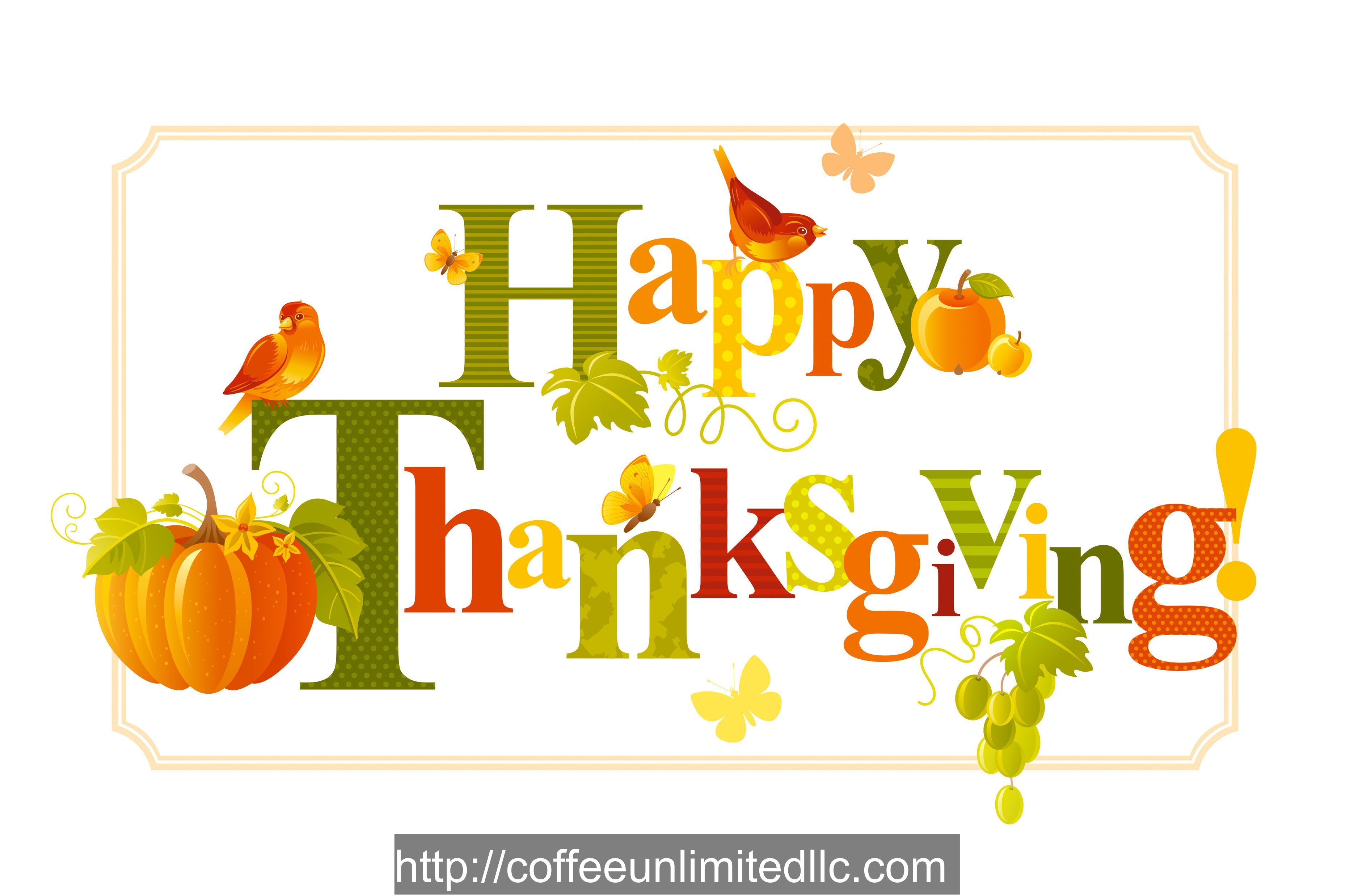 Happy Thanksgiving!.