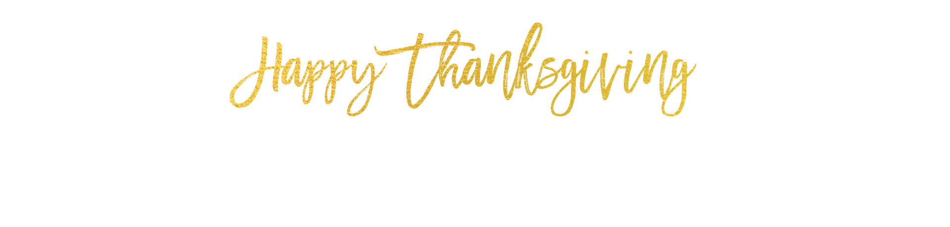 Happy Thanksgiving Banner Png (105+ images in Collection) Page 1.