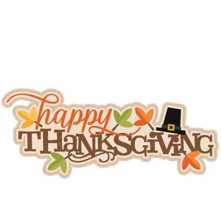 Happy Thanksgiving Banner Png Image Free #53841.