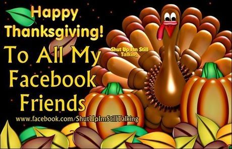 Happy thanksgiving facebook friends pictures photos and images jpg.