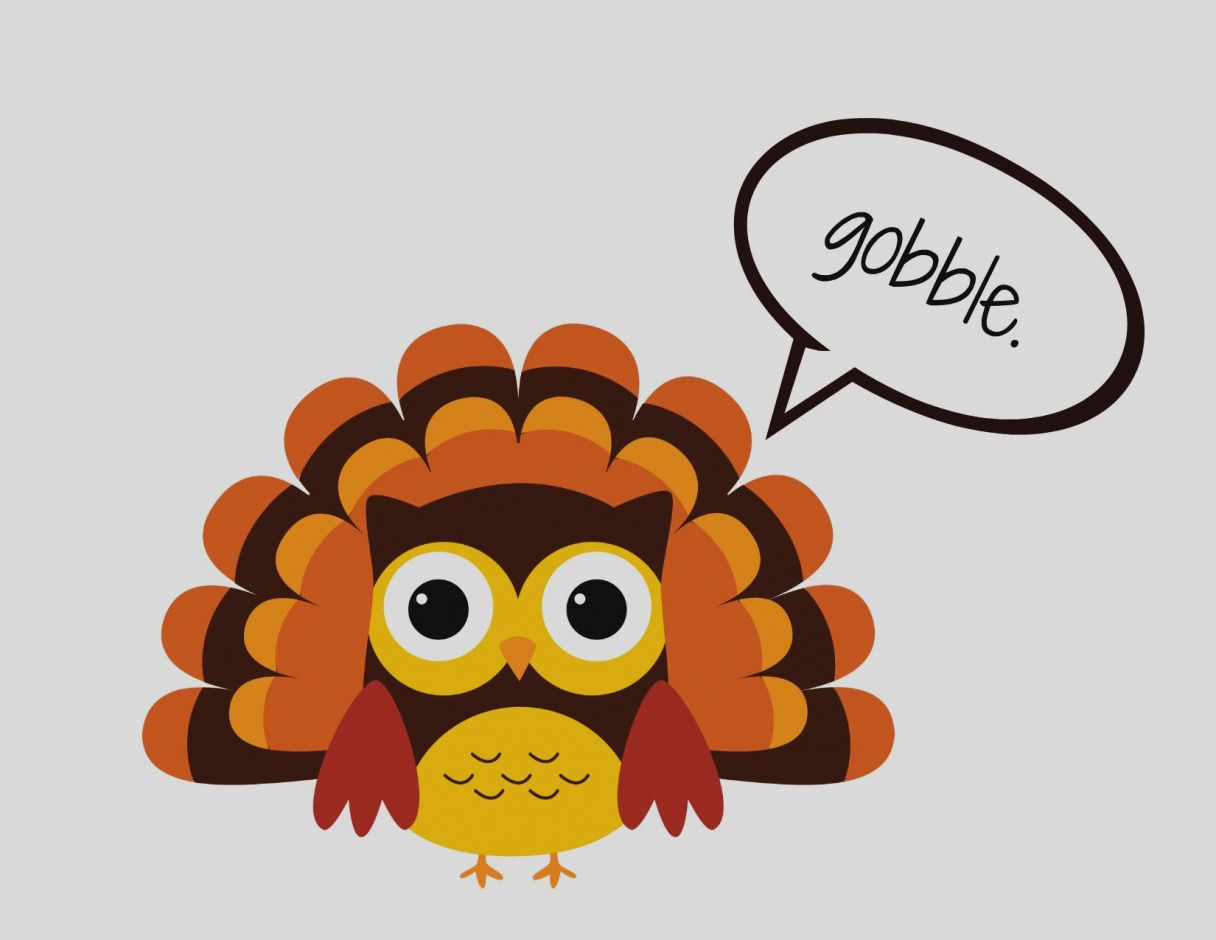 Thanksgiving clip art birthday.