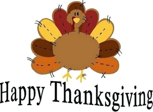 Thanksgiving Clipart Images 2019.