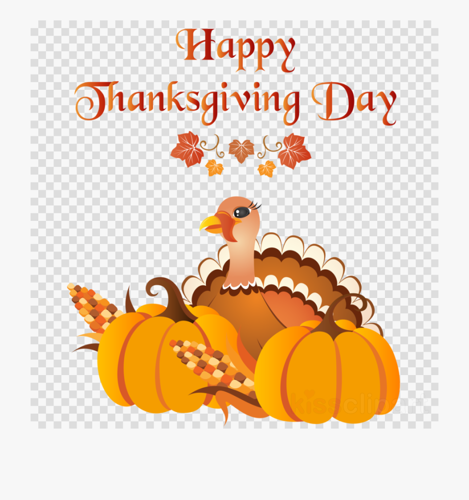 Happy Thanksgiving Clipart Closed.