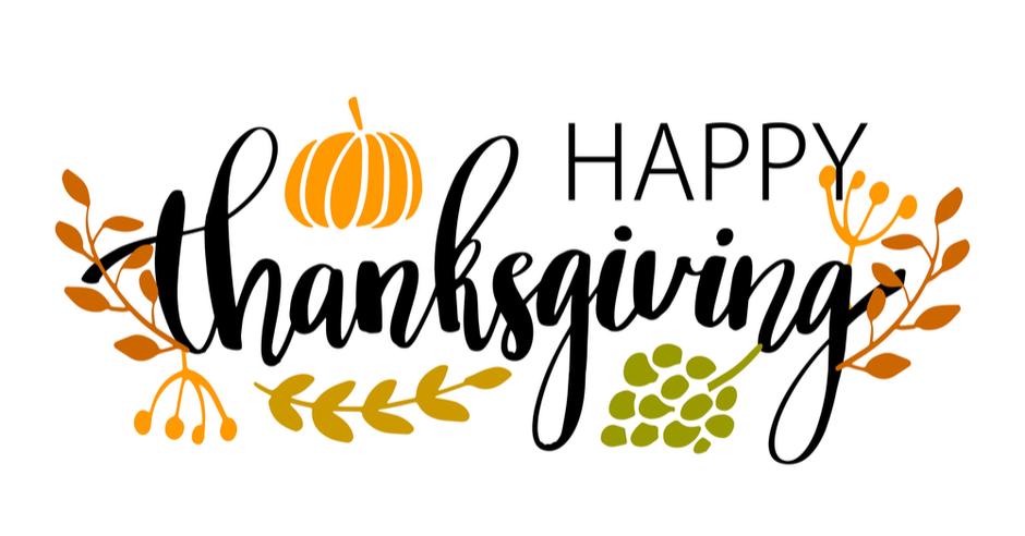 Happy Thanksgiving!.