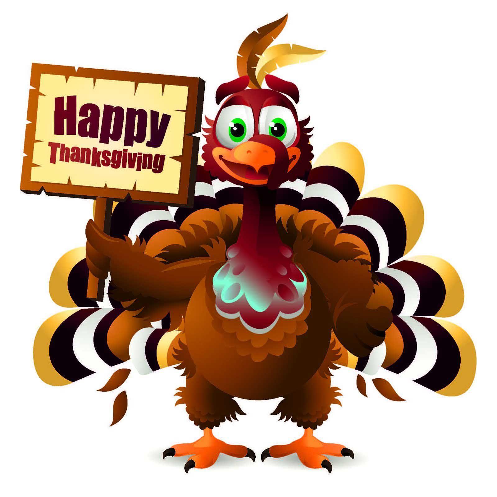 Yummy Thanksgiving Turkey Wallpapers for Desktop.