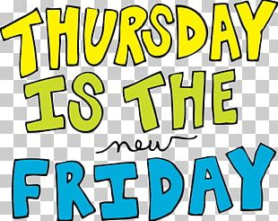 Happy Thursday PNG Images, Happy Thursday Clipart Free Download.