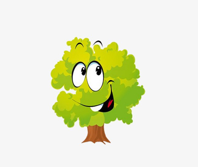 Happy tree clipart 3 » Clipart Portal.
