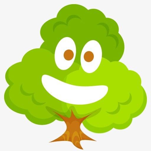 Happy tree clipart 6 » Clipart Portal.