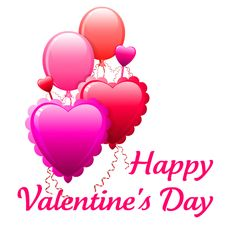 Happy Birthday Valentine&Clipart.