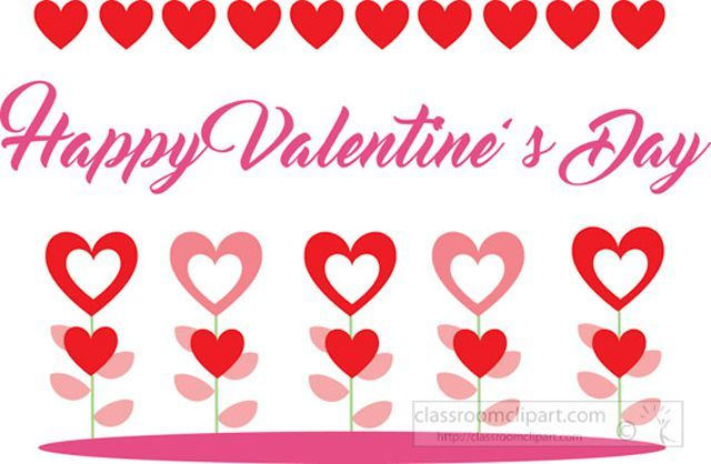 Happy valentines day clipart 2 » Clipart Portal.