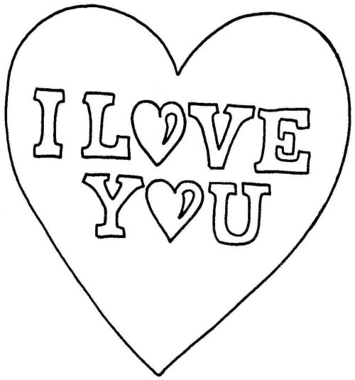 Free Happy Valentines Day Clipart Black And White, Download.
