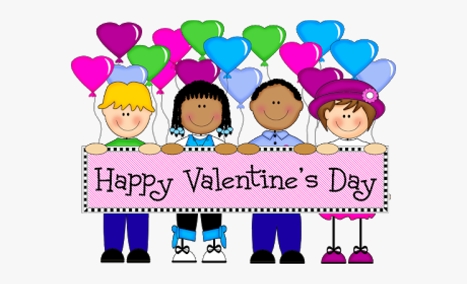 Valentines Day Clipart Friendship.