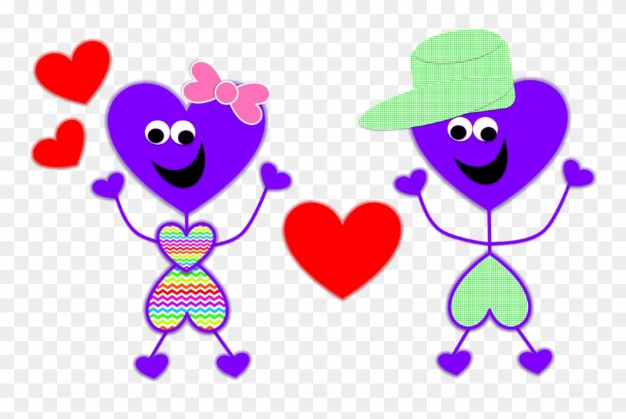 Kids Clipart Valentine.