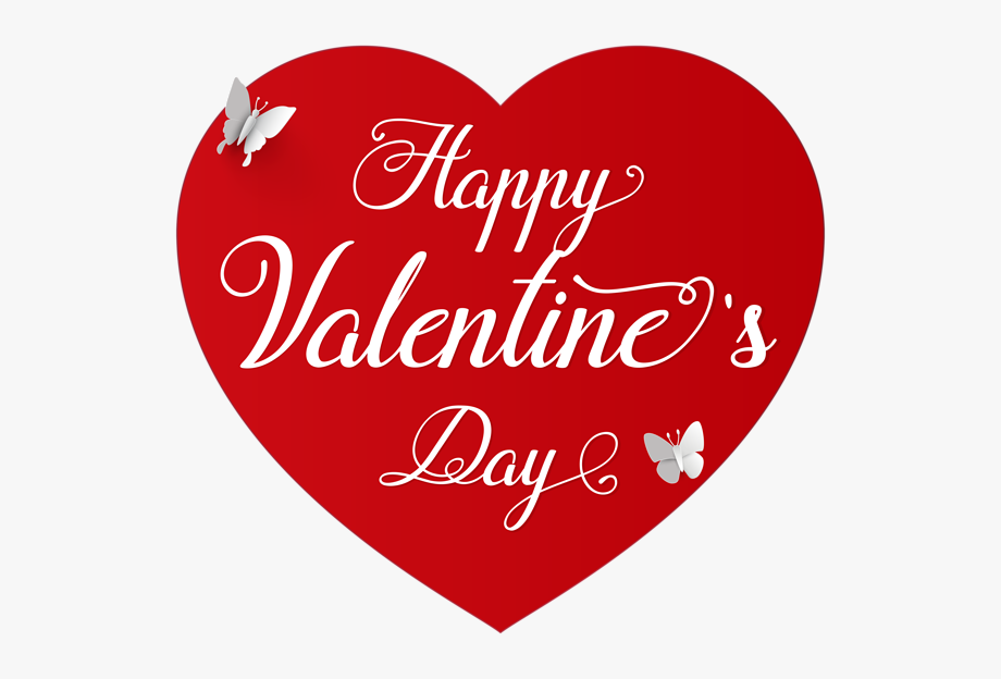 Valentines Day Clipart Transparent.