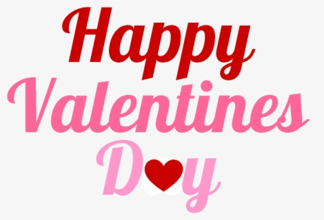 Free Happy Valentines Day Clip Art with No Background.