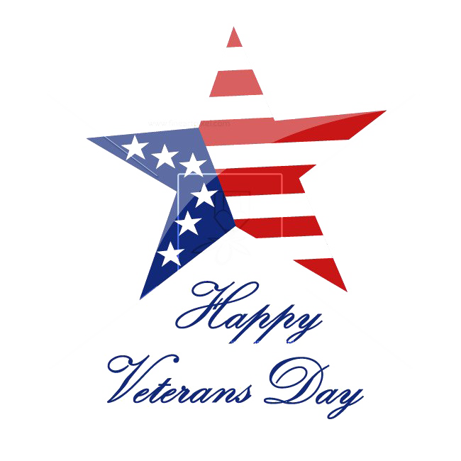 Veterans Day PNG Transparent Images.