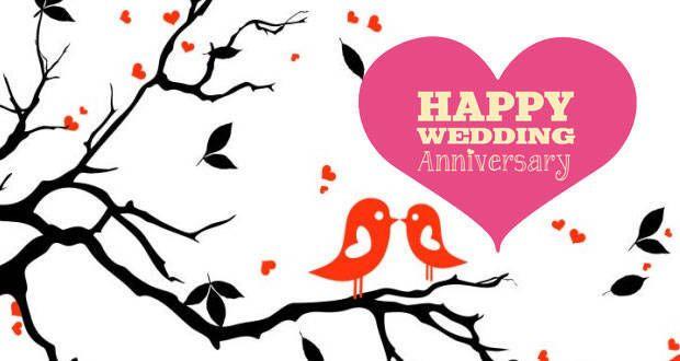 Happy Anniversary Wishes.