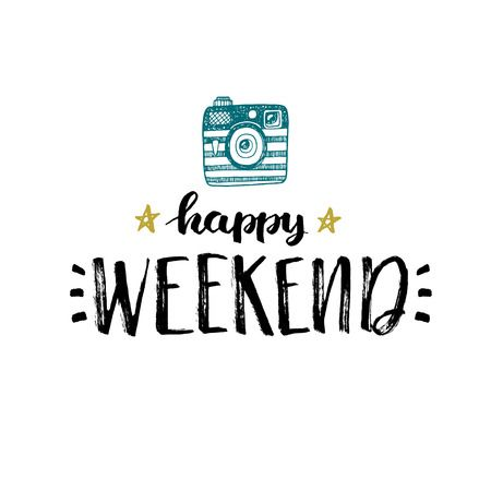 Happy weekend clipart 2 » Clipart Station.