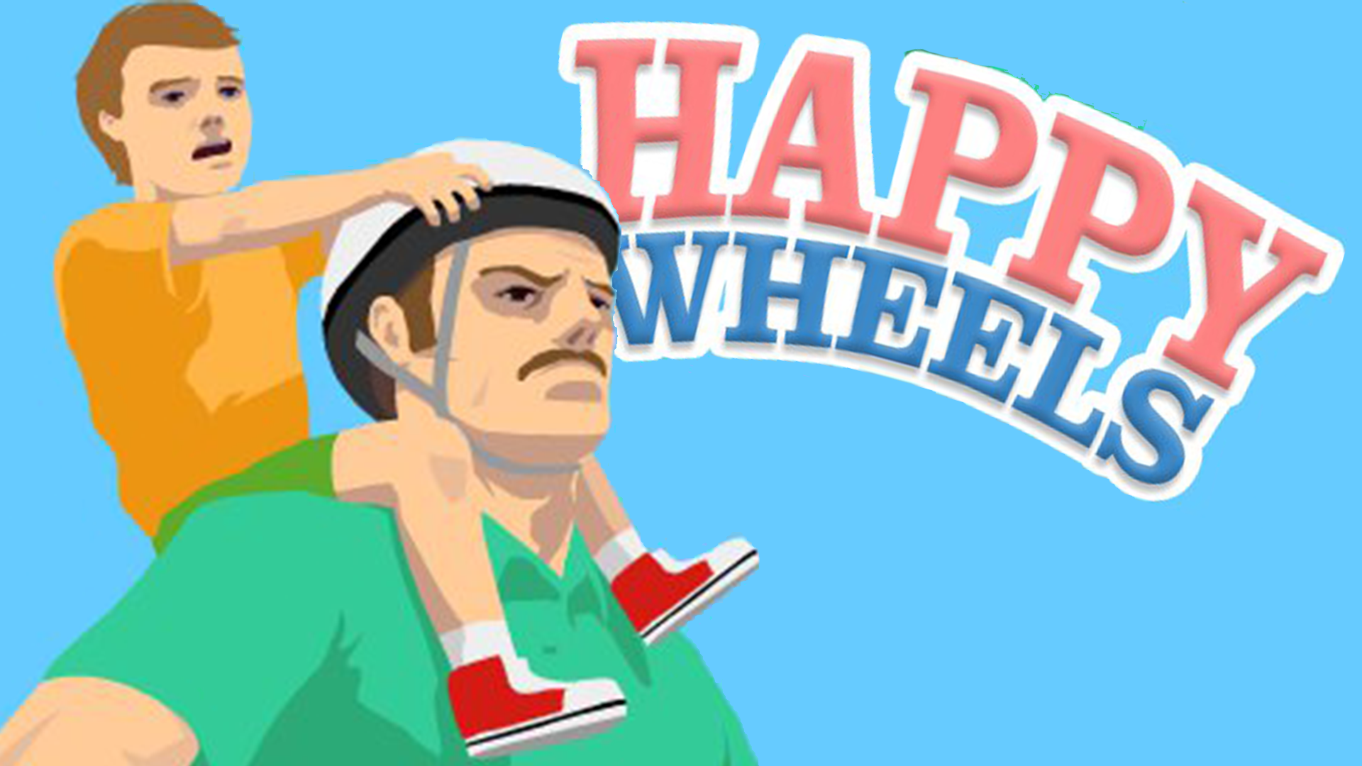 Happy Wheels is Now Mobile.